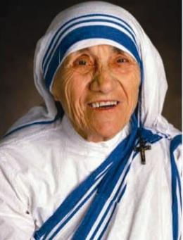 Madre Teresa de Calcuta y Garabandal